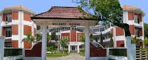 Info Pendadfaran Mahasiswa Baru ( UNPKEDIRI ) Universitas Nusantara PGRI Kediri
