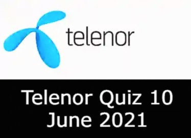 Telenor Quiz Answers 10 June