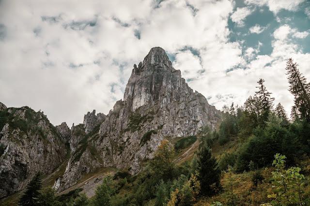 Ruhpolding  - Hörndlwand  Wandern Bayerische Alpen  Wanderung-Ruhpolding  Bergtour-Bayern  Wandern-im-Chiemgau 01