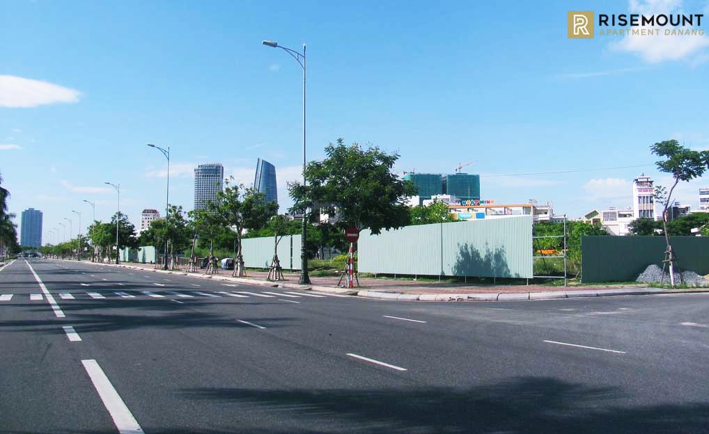 Tiến độ xây dựng dự án Risemount Apartment Đà Nẵng