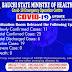 Bauchi State records 11 new COVID-19 Cases
