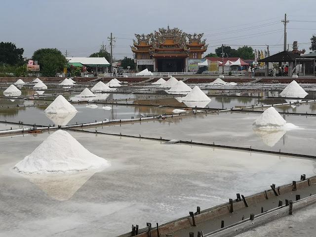 tainan salt field