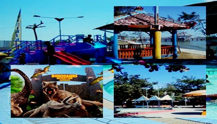 Wisata Taman Kartini Rembang (Dampo Awang Beach)