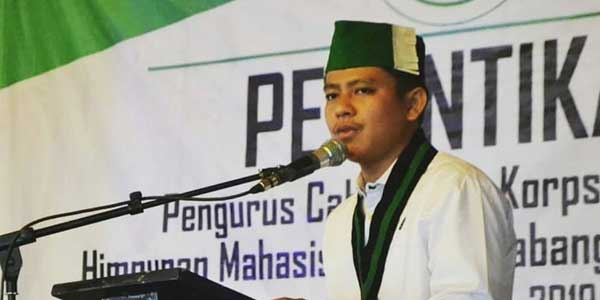 HMI Bantah Terlibat Demo Cabut Izin Koran KOMPAS