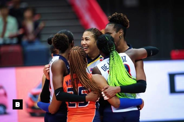 Las Reinas del Caribe derrotan a Serbia en la Copa Mundial