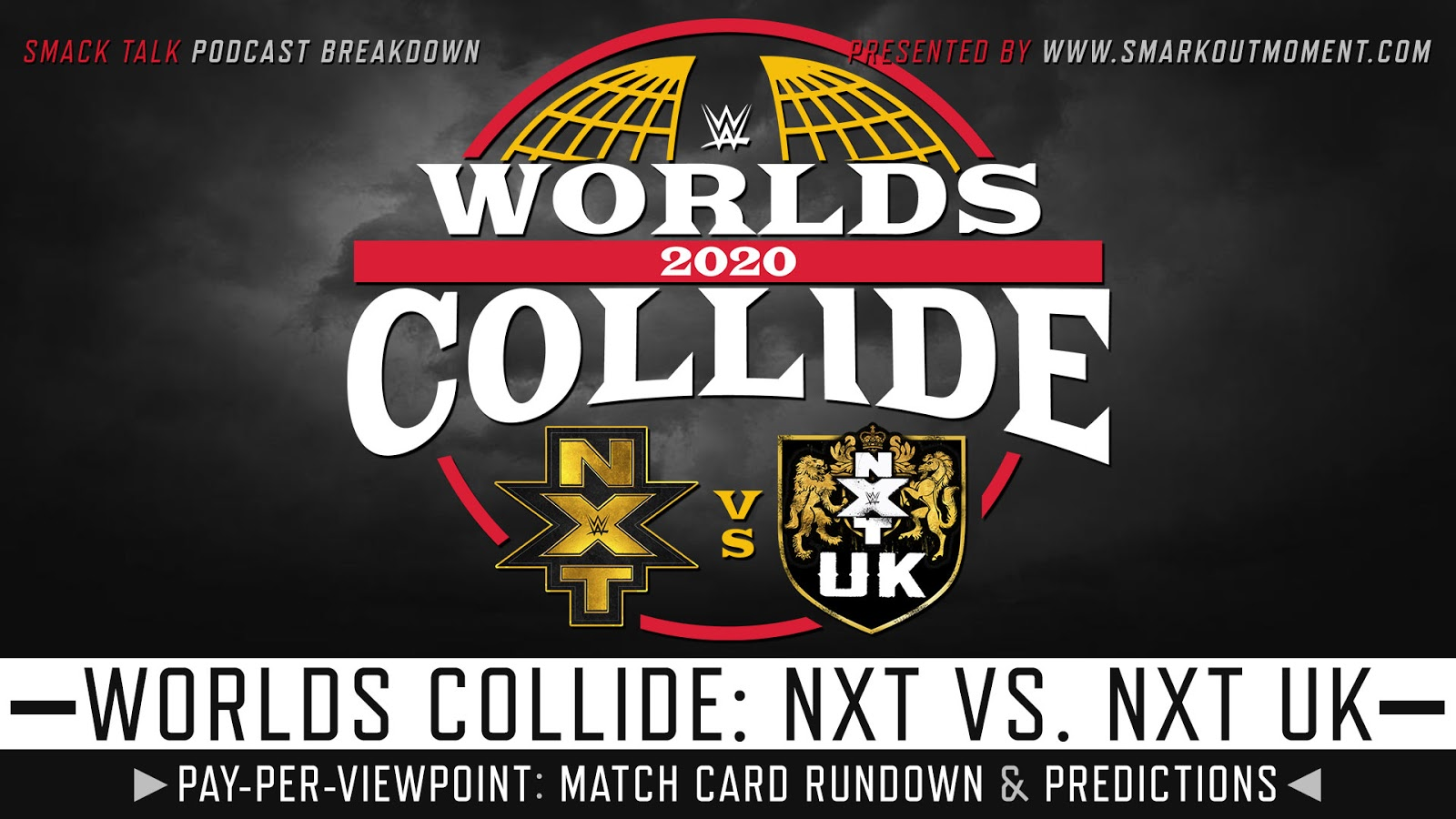 WWE Worlds Collide: NXT vs. NXT UK spoilers podcast
