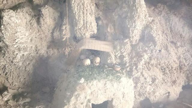 Bei den Vorfahren auf dem Salar