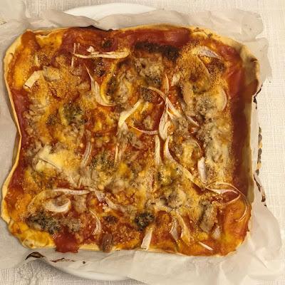 pizza-casera