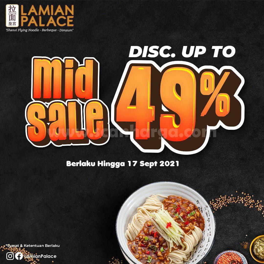 LAMIAN PALACE Promo MID SALE DISKON up to 49%