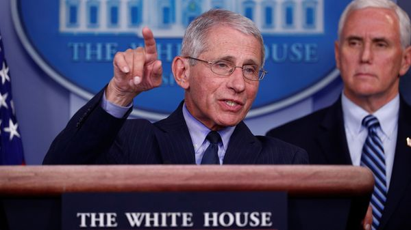 Fauci Says Deaths From Coronavirus In The United States Will Continue To Increase, Even As New Cases Stabilize