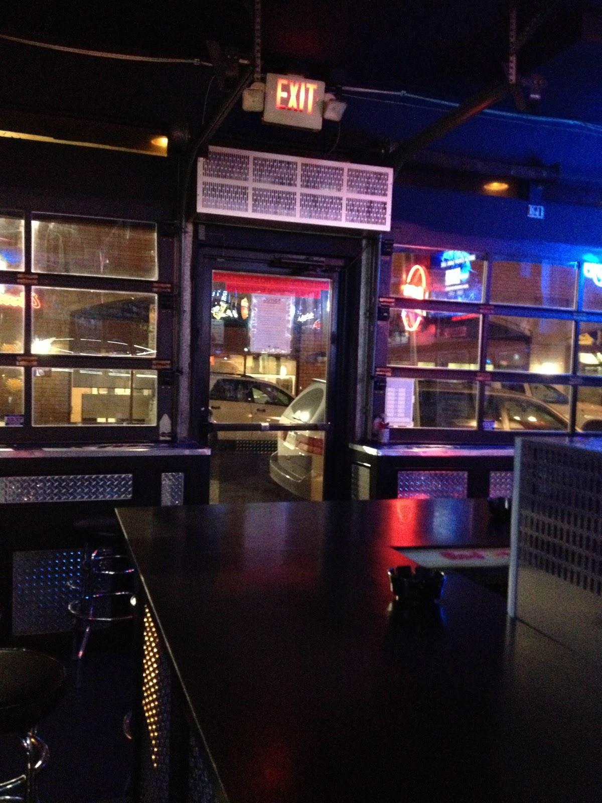 The Great Pittsburgh Pub Crawl The Garage Door Saloon
