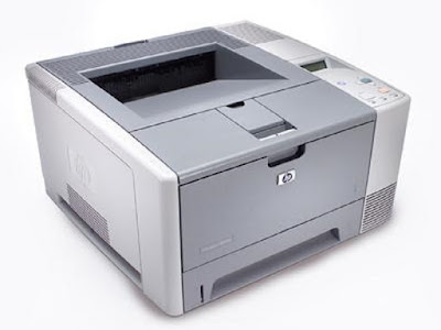 Image HP LaserJet 2420dn Printer Driver