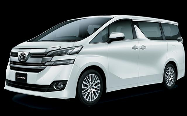 Toyota New Vellfire Jakarta