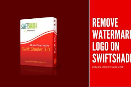 Remove Watermark Logo On Swiftshader