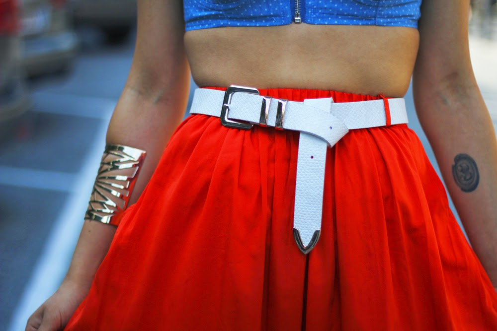 myberlinfashion jasmin copenhagen fashion week  skirt belt