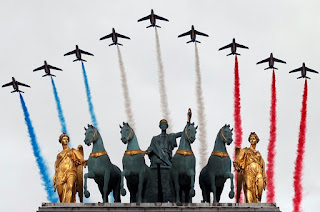 Bastille Day 2020 Celebrations- France Marked a Great Honor to the Health Care Workers