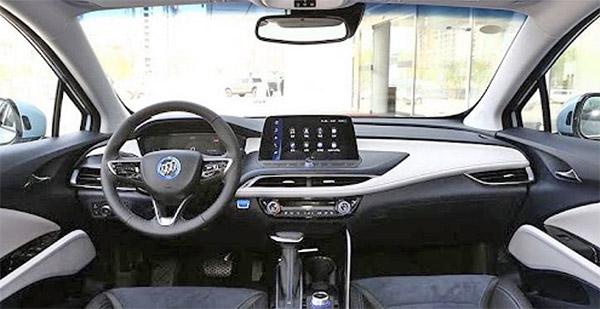 Burlappcar Interiors Bolt Vs Bolt Euv Buick Velite 7