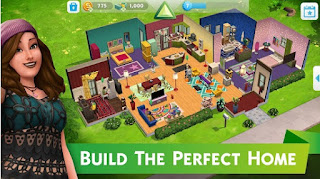 The Sims™ Mobile MOD APK 2018 for Android (Unlimited Money)