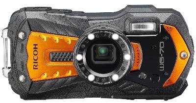 Ricoh outdoor camera / onderwater camera