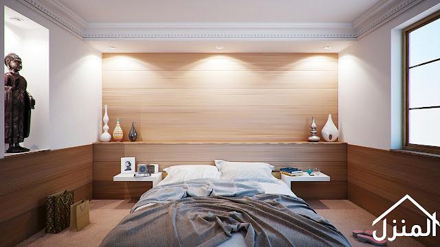 أسرار ترتيب ديكور غرف النوم