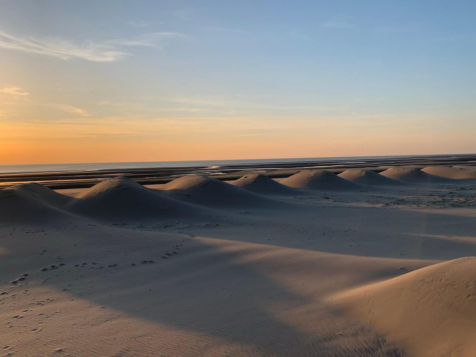 sable , plage , le Touquet