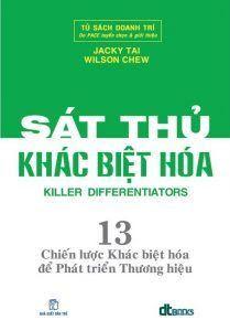 Sát Thủ Khác Biệt Hóa - Jacky Tai, Wilson Chew