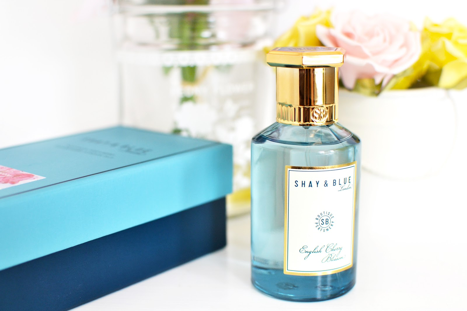 Shay & Blue English Cherry Blossom Perfume