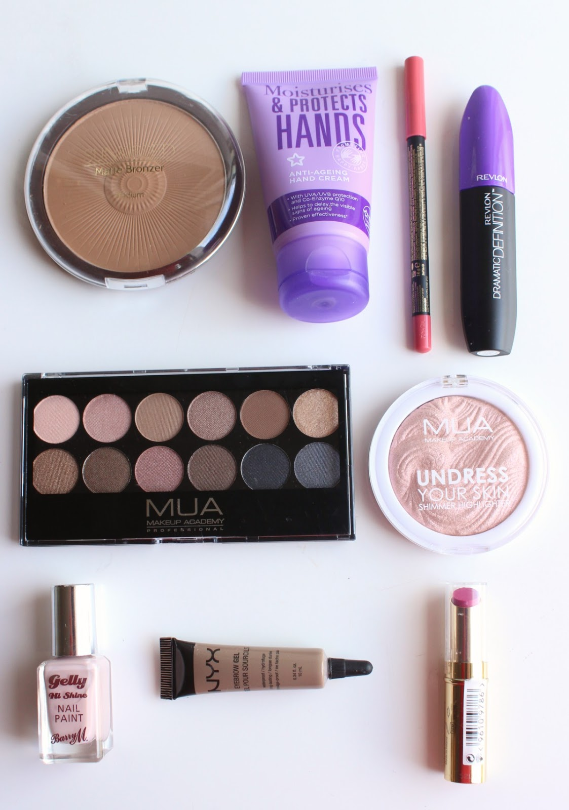 Beauty must haves 2016