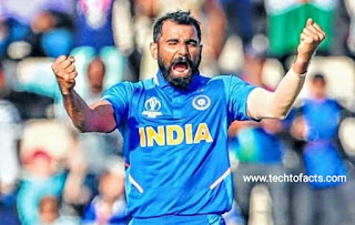 What is the biography of Mohammed Shami?