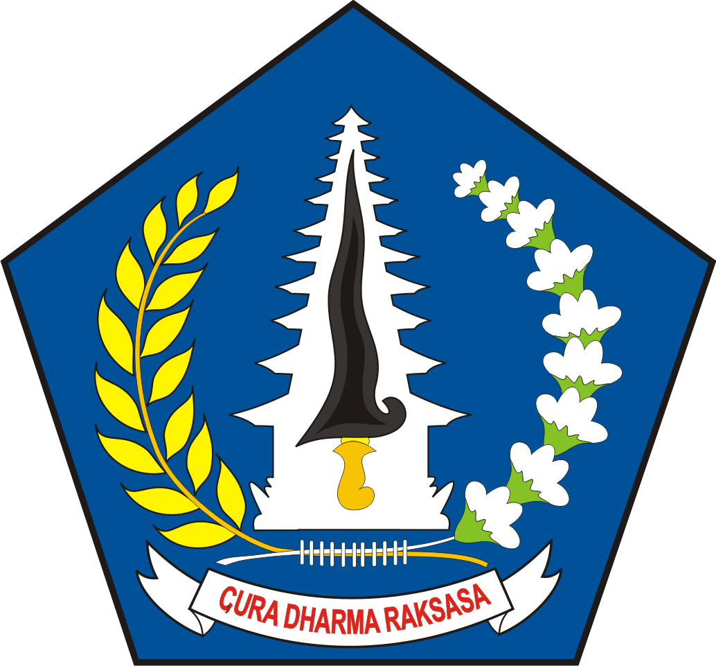 Logo Kabupaten Dan Kota Di Provinsi Bali Masharist Com