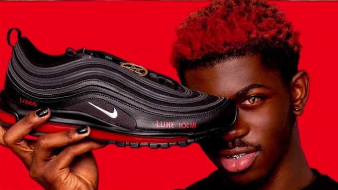 Nike denies involvement with Lil Nas X 'Satan Shoes' containing human blood