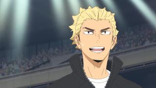 Hellominju.com : ハイキュー!! アニメ 第4期 烏野高校コーチ 烏養繋心(CV: 江川央生 ) | Keishin Ukai | Haikyuu!! Karasuno High Coach | Hello Anime !
