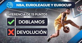 paston promo NBA Euroliga Eurocup hasta  21 marzo 2021