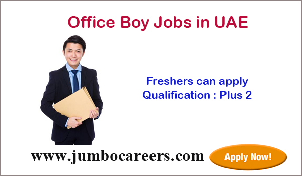 Available job openings in UAE, Recent UAE jobs,
