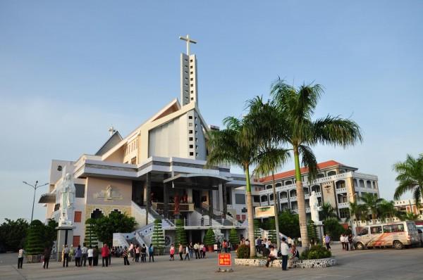 Nhà thờ Cha Diệp