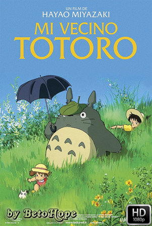 Mi Vecino Totoro [1080p] [Latino-Japones] [MEGA]