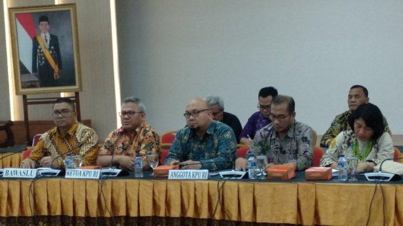 Debat Pilpres: KPU, Panelis, & Moderator Diminta Bersumpah Tak Bocorkan Soal