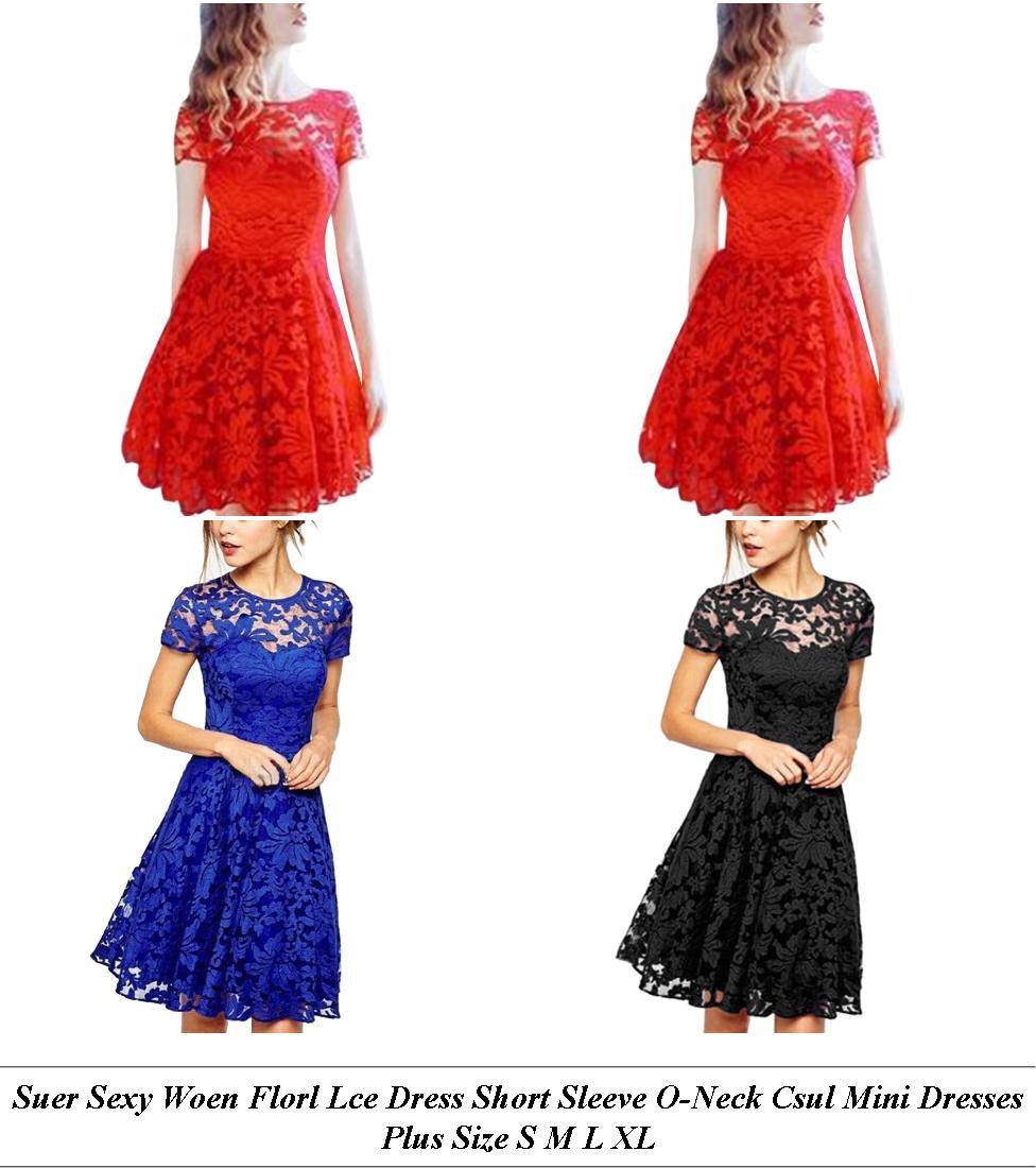 Cocktail Dresses Miami - Korean Fashion Shopping Online - Lack And White Evening Dress Plus Size