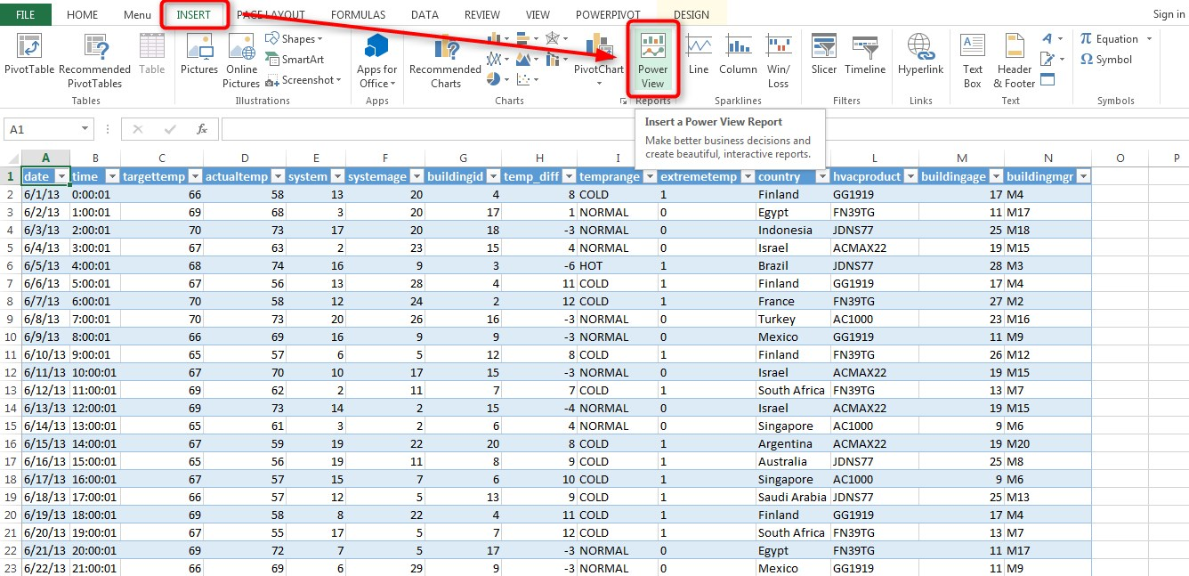 financial report templates – Annual Financial Report Template