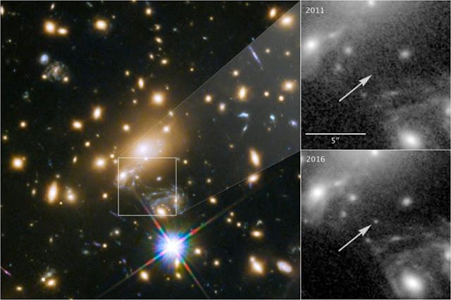 Icarus - a estrela mais distante do universo