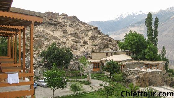 Gilgit Baltistan Hotels: