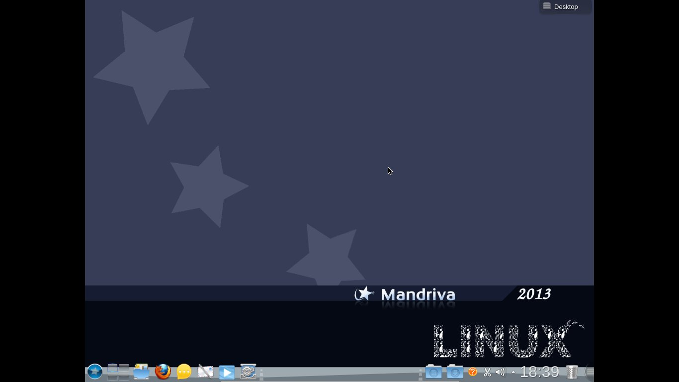 mandriva linux 2013