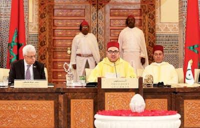 لجنة القدس يوم التأسيس و الأهداف و إسناد الرئاسة