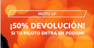 Mondobets promo MotoGP GP Portugal Portimao 22 noviembre 2020