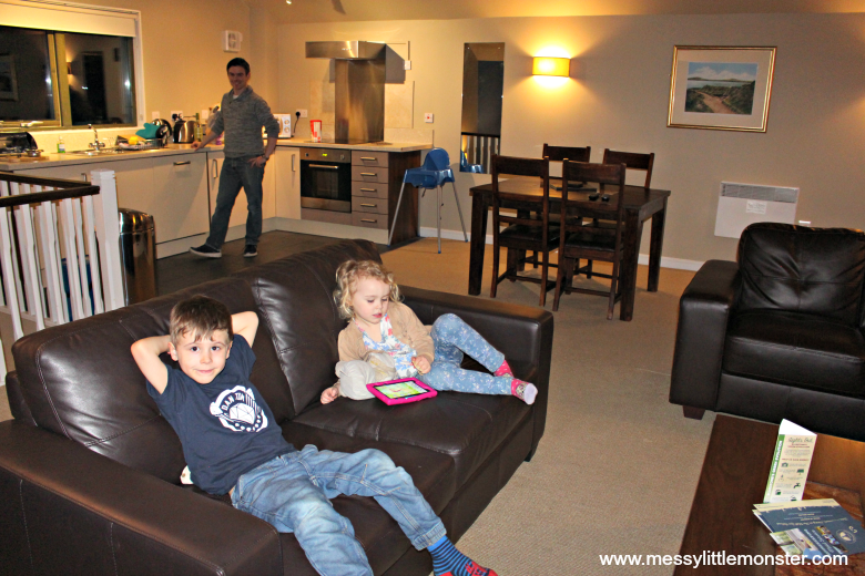 Bluestone Wales Review - Ramsey lodge accomodation