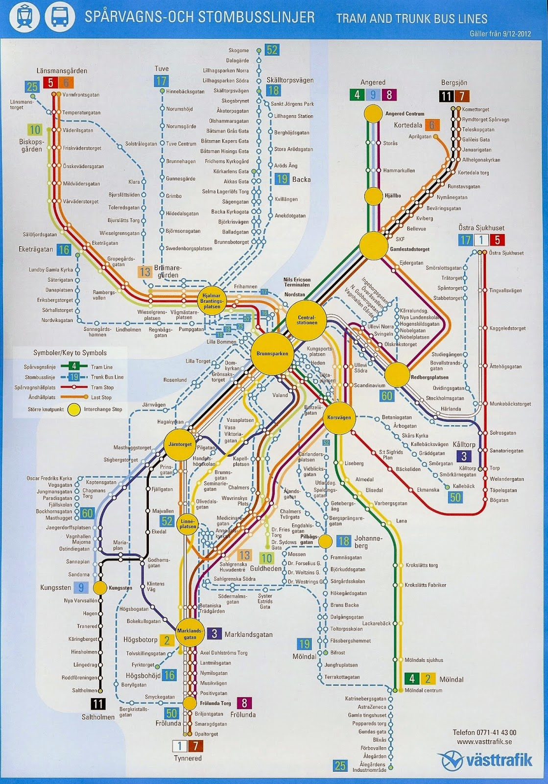 karta över spårvagnslinjer göteborg Stockholms tunnelbanelinjer på karta/i verkligheten. (oc) : sweden karta över spårvagnslinjer göteborg