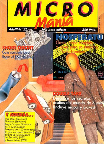 Revista Micromanía Número 22