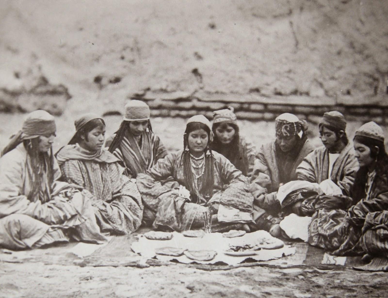 Ouzbékistan, Kokand, palais de Khodayar Khan, Women Party, © L. Gigout, 2012