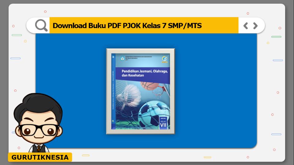 download  buku pdf pjok kelas 7 smp/mts
