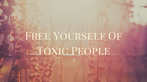 Cutting Ties- Purging Toxic People From Your Life For Good – Royals Lesson!